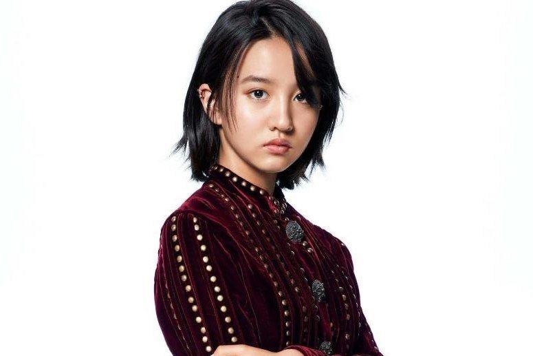 木村拓哉さんの娘の次女のKoki(コウキ)さん15歳