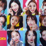 IOIの11人の顔画像