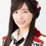 ベレー帽の松井珠理奈