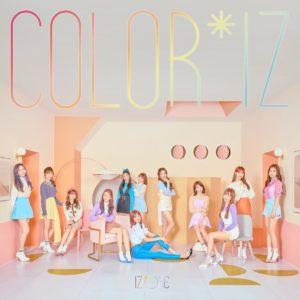 izoneデビューアルバムの12人