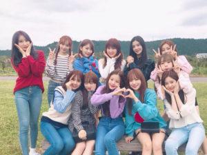 izonechuで高原に集まったメンバー12人