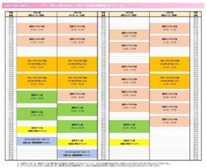 izoneハイタッチ会サイン会の日程